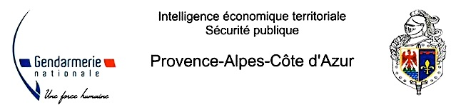 Gendarmerie intellignece economique